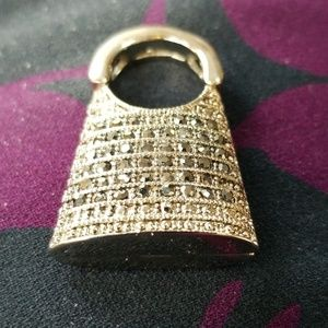 Jewelry - BEAUTIFUL PURSE PENDANT  NEW WITHOUT TAGS!!!!